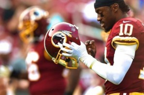 Benched: RG3 Replaced By Colt McCoy