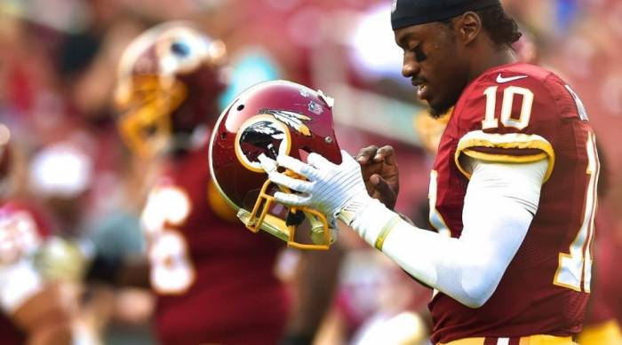 image20 Benched: RG3 Replaced By Colt McCoy