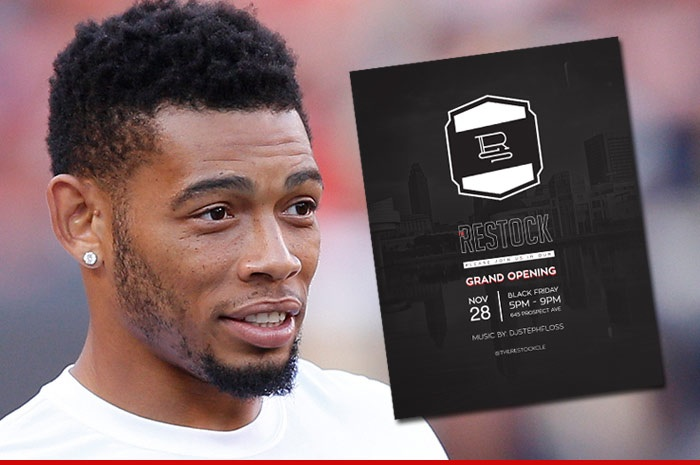 image8 Joe Haden To Open Sneaker Boutique On Black Friday (Photo)