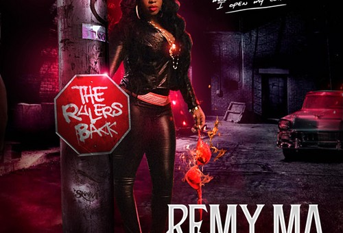 Remy Ma – I'm Around (Mixtape)