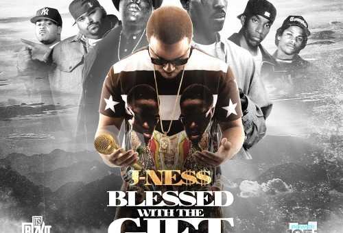J-Ness – Blessed With The Gift (Mixtape)