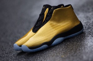 "Jordan Future ""Gold"" (Photos)"