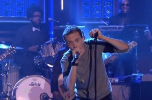 Logic – I'm Gone (Live On The Tonight Show) (Video)