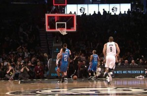 Mason Plumlee's Buzzer Beating Alley-Oop (Video)