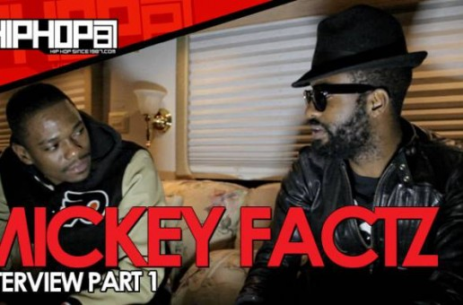 "Mickey Factz Talks 'Love.Lust.Lost II', 'Detroit Red"" Music Video, Working With John Legend & more (Video)"
