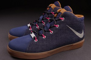 "Nike LeBron 12 NSW Lifestyle ""Denim"" (Photos)"