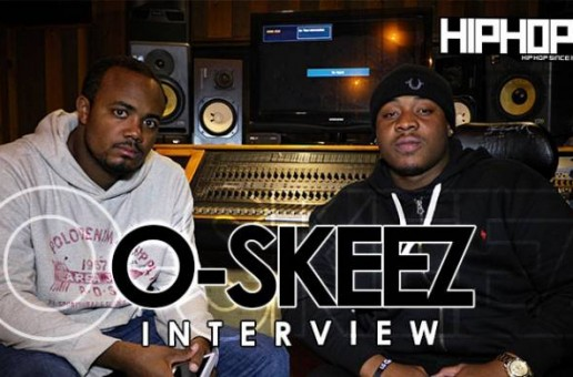 O-Skeez Talks New Project 'Behind The Barz', Coming From Camden & More with HHS1987 (Video)