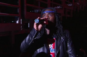 Wale's Washington Wizards Introduction (Video)