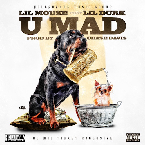 rStwHp4 Lil Mouse – U Mad Ft Lil Durk