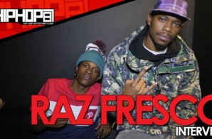 Raz Fresco Talks New Music, Producing, Toronto Rap Scene, Duck Down Music & more (Video)