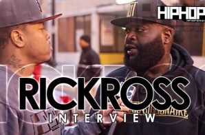 Rick Ross Defines 'Hood Billionaire', Talks His New Movie, 'Self Made Vol. 4' & Takes 2 Kids On A Ride They Will Never Forget With HHS1987 (Video)