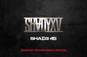 Eminem & Paul Rosenberg Discuss SHADYXV At The Roundtable (Video)