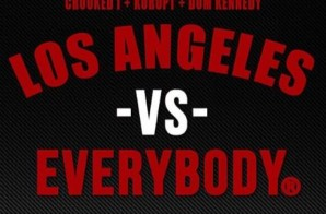 Snoop Dogg Reveals His Los Angeles vs. Everybody Lineup (Photo)