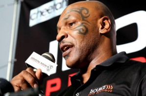 Mike Tyson Reveals That He Was Sexually Abused As a Child (Video)