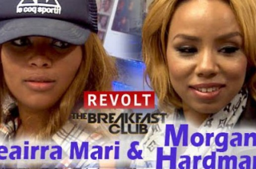 Teairra Mari & Morgan Hardman Talk Love & Hip Hop Hollywood, Reunion & more on The Breakfast Club (Video)