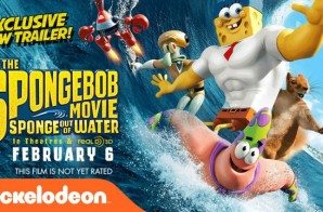 The Spongebob Movie: Sponge Out Of Water (Trailer)