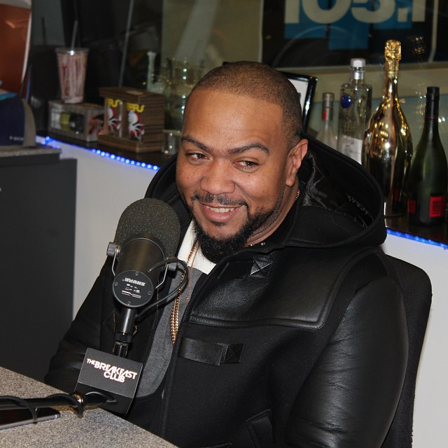 timbXthebreakfastclub Timbaland Joins The Breakfast Club To Talk Lifetime's Aaliyah Biopic, His New Artist Tink & More! (Video)