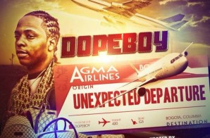 Dopeboy – Unexpected Departure (Mixtape) (Hosted by DJ Smallz)