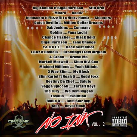 unnamed25 Oktane Presents: No Ink Vol. 2 (Mixtape)