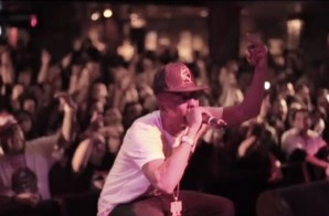 "Gillie Da Kid Kills The Crowd: ""Get Loud"" Tour Vlog (Video)"