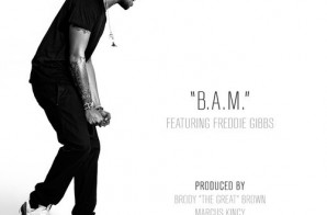 BJ The Chicago Kid Ft Freddie Gibbs – B.A.M.