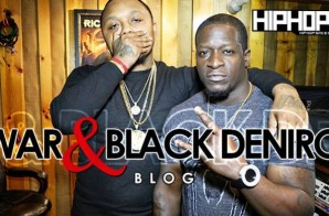 War & Black Deniro Blog (Video)