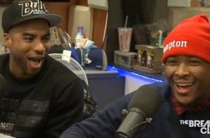 YG Talks Short Film With A Soundtrack, & More with The Breakfast Club (Video)