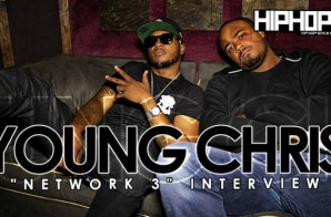 Young Chris Breakdowns 'Network 3', Features, Producers, & Touring With Wale in 2015 (Video)