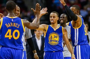 Are The Dubs The Best In The West?: Warriors Streak Past Rockets For Their 14th Straight Win (Video)