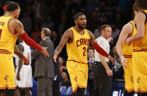 Kyrie Irving Drops 37 In Madison Square Garden To Lead The Cavs Past Knicks (Video)