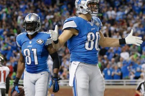 Lions TE Joseph Fauria Has A Weird TD Celebration (Video)