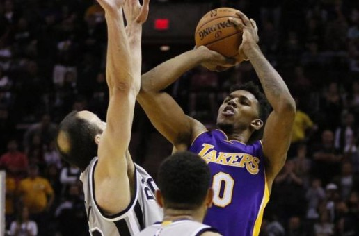 Swaggy 3: Nick Young Hits Game Winning Three In OT (Video)