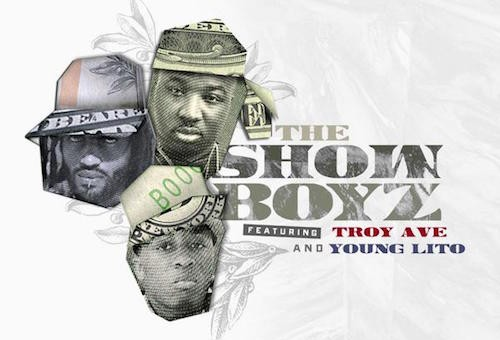 Chase N Cashe – The Show Boyz Ft. Troy Ave & Young Lito