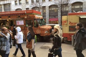 Standing Ovation: John Legend & Chrissy Teigen Buy Food Trucks For Peaceful Protesters In NYC
