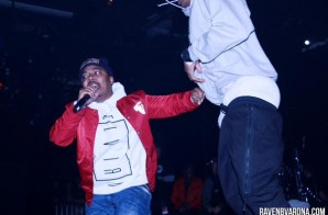French Montana Brings Out Manolo Rose At Best Buy Theater (Video)