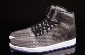 "Air Jordan 4Lab1 ""Black / Reflect Silver"" (Photo)"