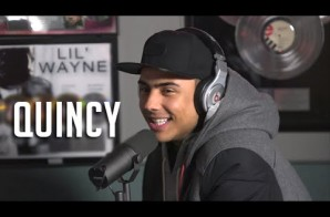 Quincy Talks His New Single, Older Women, And More With Ebo In The Morning (Video)