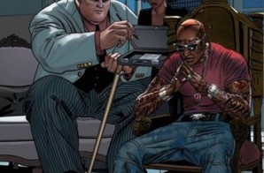 Birdman Featured On The Cover Of New Issue Of The Amazing Spider-Man (Photo)