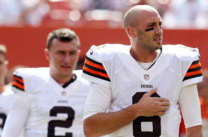 Johnny Bench: Cleveland Browns Name Brian Hoyer Their Week 14 Starting Quarterback