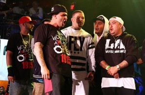 Dizaster vs Cassidy (Rap Battle) (Round 1 Video)
