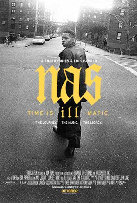 Time Is Illmatic Stream