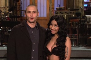 Nicki Minaj & James Franco – Saturday Night Live Promo (Video)