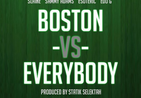 Statik Selektah & Various Artists – Boston Vs. Everybody