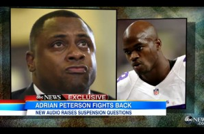 Audio Leaks Of A Conversation Between Adrian Peterson & Troy Vincent Detailing A Possible Two-Game Suspension