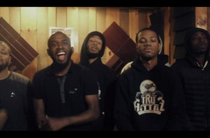 Tru Hittaz – Built Like Dat (In Studio Video) (Dir. by Kyle Wit Da Camera)