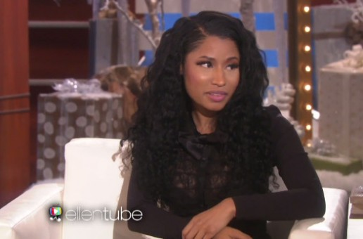 Nicki Minaj Talks Starting A Family, Her New LP & More On The Ellen Show! (Video)