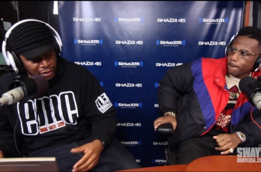 "Fabolous Visits ""Sway In The Morning"" & Drops A New Freestyle"