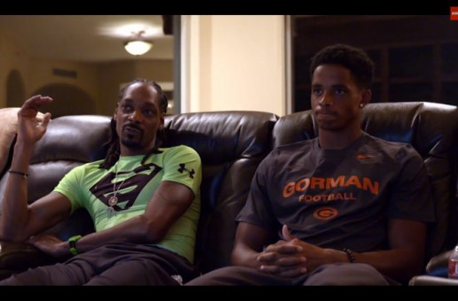 "Snoop Dogg Is Set To Star In A New ESPN Reality Series ""Snoop & Son: A Dad's Dream"" (Video)"