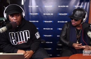 Ne-Yo Talks Forthcoming LP 'Non-Fiction' & Freestyles On Sway In The Morning! (Video)