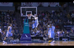 Charlotte Hornets Big Man Cody Zeller Puts The Manimal On A Poster (Video)